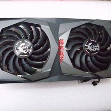 Originele Voor Msi Geforce Rtx 2060 Super Gaming X Graphics Videokaart Koeler Fan Met Koellichaam