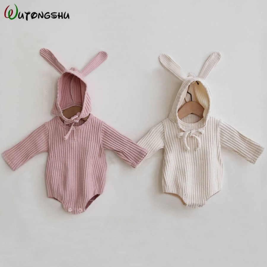 Body de niña recién nacida para niño de Primavera de algodón de manga larga para bebé ropa de bebé de verano para bebé