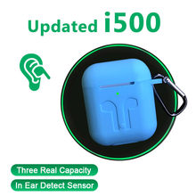 Asli I500 Tws Wireless Earphone 6D Super Bass Bluetooth 5.0 Earphone PK I10 Tws I12 I30 I200 I9000tws(China)