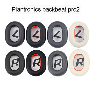 Image 5 - Earpads For Plantronics Backbeat Pro 2 Wireless Noise Cancelling Headphone Replacement Ear Pads Soft Leather Memory Foam Brown
