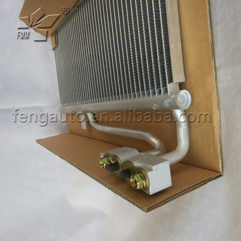BMW OEM E46 AIR CONDITIONING CONDENSER RADIATOR COOLING SYSTEM 64538377614