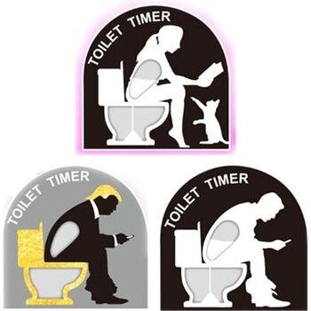 Desktop Toy Hourglass Toilet Poop Hourglass Timer Fun Hourglass 5 Minute Timer фото