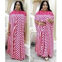 אפריקאי שמלות לנשים 2020 דאשיקי קיץ בתוספת גודל שמלת גבירותיי מסורתית בגדים אפריקאים פיות חלומות