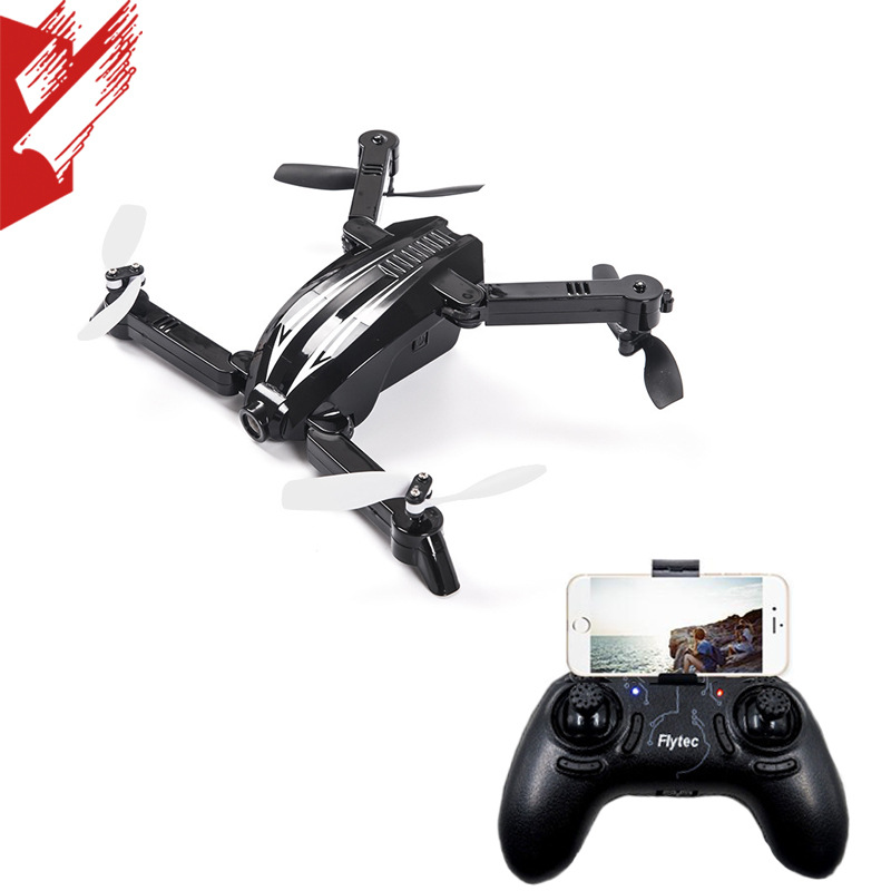 Flytec T13s Folding Mini Pocket Unmanned Aerial Vehicle High-definition Aerial Photography Set High Four-axis Remote Control Air