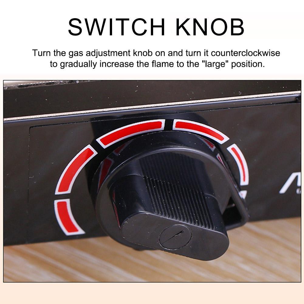 propano fogao portatil unico queimador cassete fogao 04