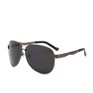 Image 5 - Vazrobe Mens Polarized Sunglasses 160mm 150mm Oversized Sun Glasses for Man Black Anti Reflection Coating Tint Driving Fishing