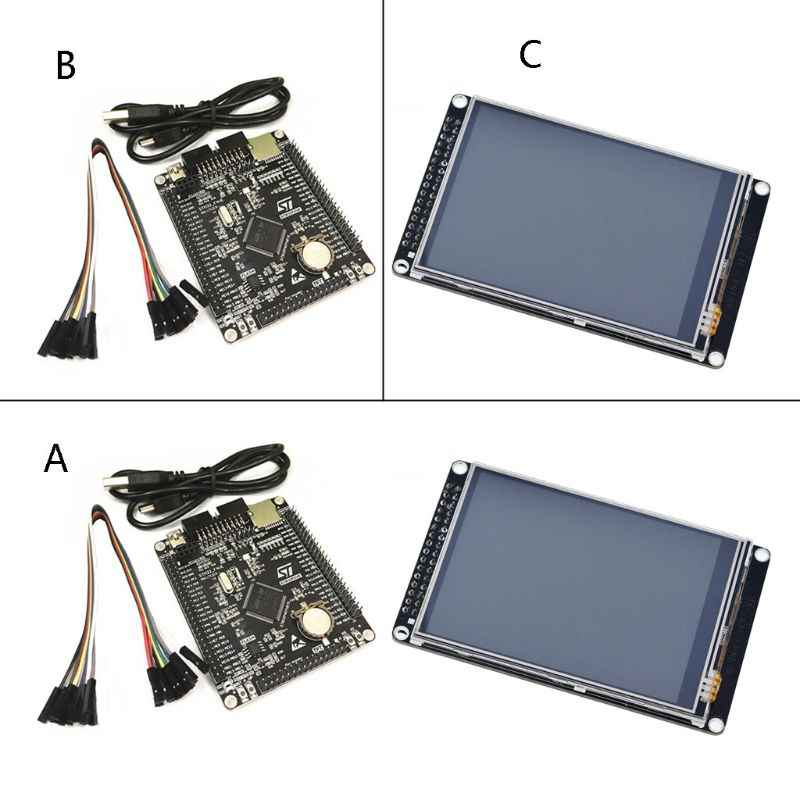 STM32F407VET6 開発ボード Cortex-M4 32bit mcu STM32 システムミニモジュール
