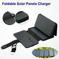 Sunpower Складная портативная солнечная панель  мобильное зарядное устройство  солнечная панель с ячейками 5 в 10 Вт для телефона  для активного ...