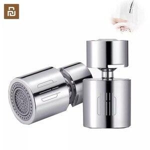 Image 1 - Youpin Dabai 2 tryby kran oszczędzający wodę Aerator woda z kranu filtr dyszy splash proof krany bubbler do kuchni łazienka
