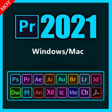 Adobe Premiere Pro CC 2020- full version for Windows/Mac- life time activation