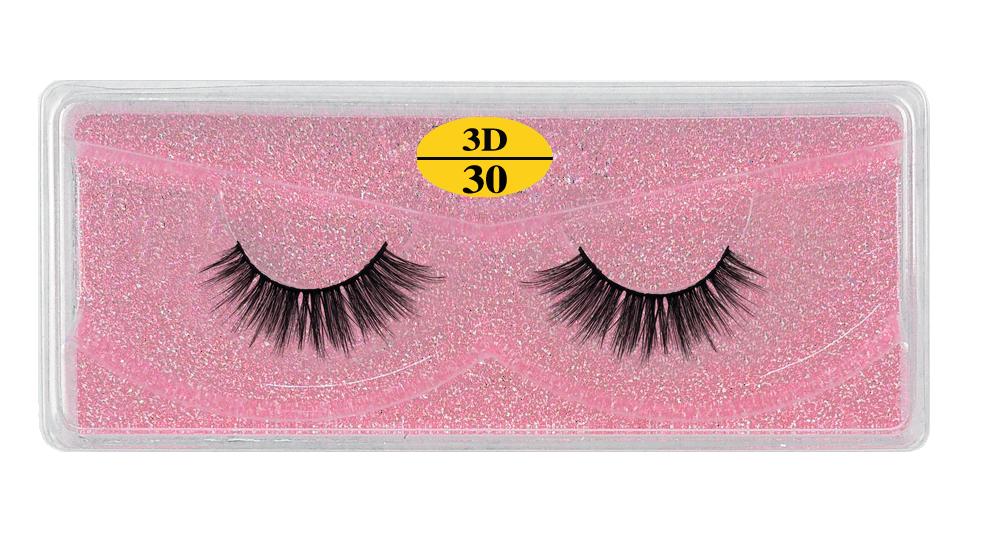 H0ff2c6a56db0420bb62042c6854d3767w - MB Eyelashes Wholesale 40/50/100/200pcs 6D Mink Lashes Natural False Eyelashes Long Set faux cils Bulk Makeup wholesale lashes
