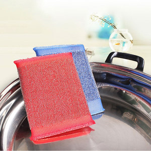 3 Pcs Stainless Steel Sponge R