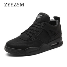 ZYYZYM Men Fashion Sneakers Spring/Autumn Retro Leather Wear-resisting Casual Shoes Men Breathable Comfortable Men Shoes surgut spring autumn comfortable genuine leather men casual shoes fashion men breathable vintage classic flats shoes size 38 45 page 4 page 5 page 4
