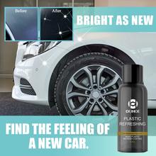 30 50ml części z tworzyw sztucznych bieżnikowanie Agent wosk Instrument Panel wnętrze auta Auto plastikowe odnowione powłoki światła samochodowe Cleaner tanie tanio DONBOMMLIDS CN (pochodzenie)
