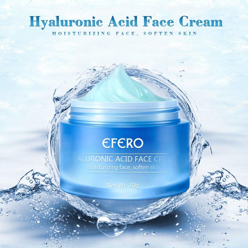 Hyaluronic Acid Face Cream Moisturizer Wrinkle Cream Skin Whitening Cream Anti Aging Anti Wrinkle Eye Cream Eye Care 8