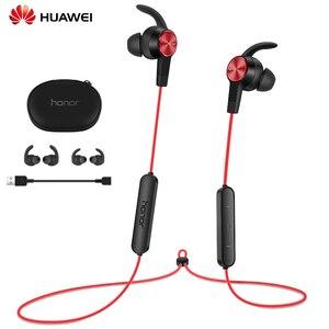 Новинка Huawei Honor xsport AM61 Bluetooth беспроводные наушники в ухо беспроводное соединение с микрофоном гарнитура поддержка Xiaomi Huawei