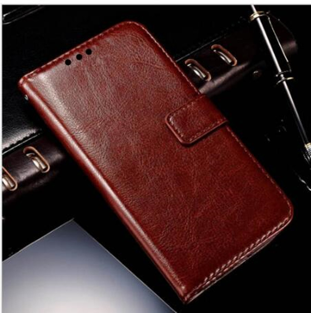 <font><b>Lenovo</b></font> <font><b>S60</b></font> S90 S580 S660 S820 S850 S860 Wallet Case Luxury Leather Cases For Coque Vibe Shot Z90 S60T Flip Stand Phone Bag image