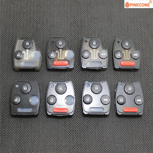 PINECONE Key Pad for HONDA ACCORD CIVIC CRV ODYSSEY PILOT FIT 2007 2008 2009 2010 2011 2012 2013 Replace Key Fob Button 1 Pc(China)