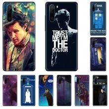 цена Tardis Box Doctor Who TARDIS Phone Case cover Shell For Huawei P9 P10 P20 P30 Pro Lite smart Mate 10 Lite 20 Y5 Y6 Y7 2018 2019 онлайн в 2017 году