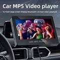 Мультимедийный автомобильный MP5 MP4 видеоплеер Bluetooth FM-Передатчик Автомобильный приемник MP3 без потерь музыка u-диск карта памяти воспроизвед...
