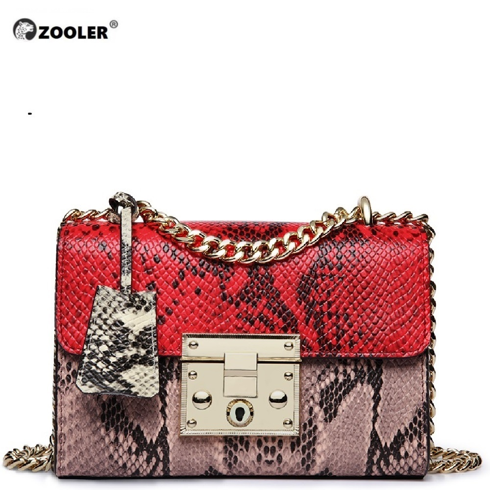 VIP leather bags