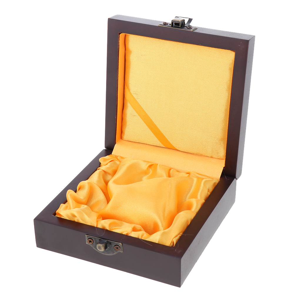 Vintage Wooden Jewelry Box Case for Cabinet Necklace Bracelet Storage Display