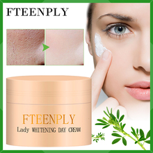 FTEENPLY Lady Whitening Day Cream Face Cream Lady Ointment Moisturizing Brightening Anti Wrinkle Repairing Anti Aging Skin Care