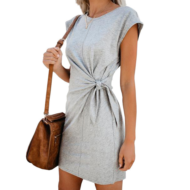 2020 Sleeveless Maternity Dresses 4