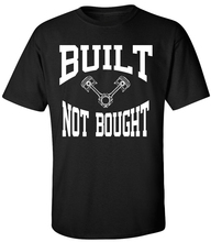 2019 Fashion Built Not Bought Shirt Jdm Tshirt Car Chevy Race Tees