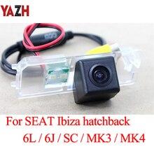 Rearview Camera Hd Car-Reverse-Backup Seat Ibiza Waterproof CCD Night-Vision YAZH