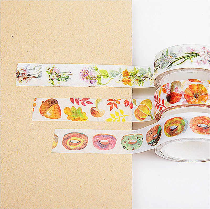 2019 חדש Kawaii Washi קלטת DIY מדהים Kawaii קישוט רעיונות מתכנן מיסוך קלטת דבק קלטת תווית מדבקה
