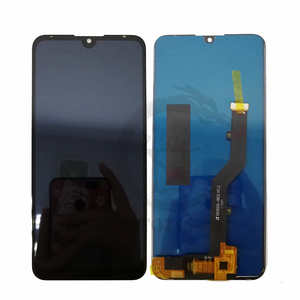 Image 3 - New LCD For ZTE Blade V10 / V10 Vita LCD Display Screen Touch Panel Sensor Digitizer Assembly Replacement V10vita Display Tools