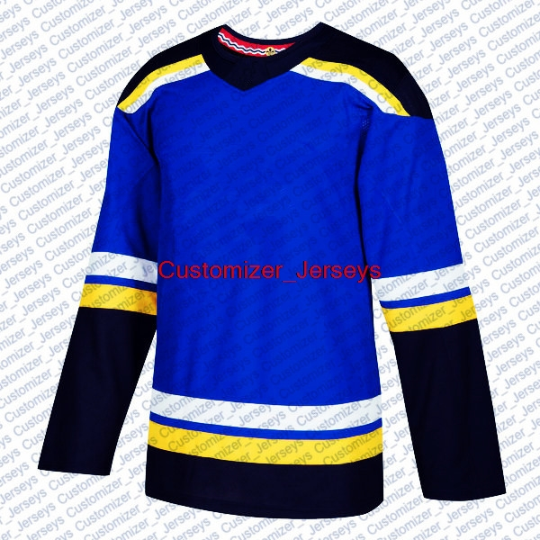 Youth 2019 Stanley Cup Champions Vladimir Tarasenko Ryan O'Reilly Jordan Binnington Alex Pietrangelo Patrick Maroon Blues Jersey