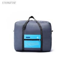 Fashion Folding Luggage Bags Men And Women Large Capacity Travel Bag Clothing Packing Cubes Weekend Organizer