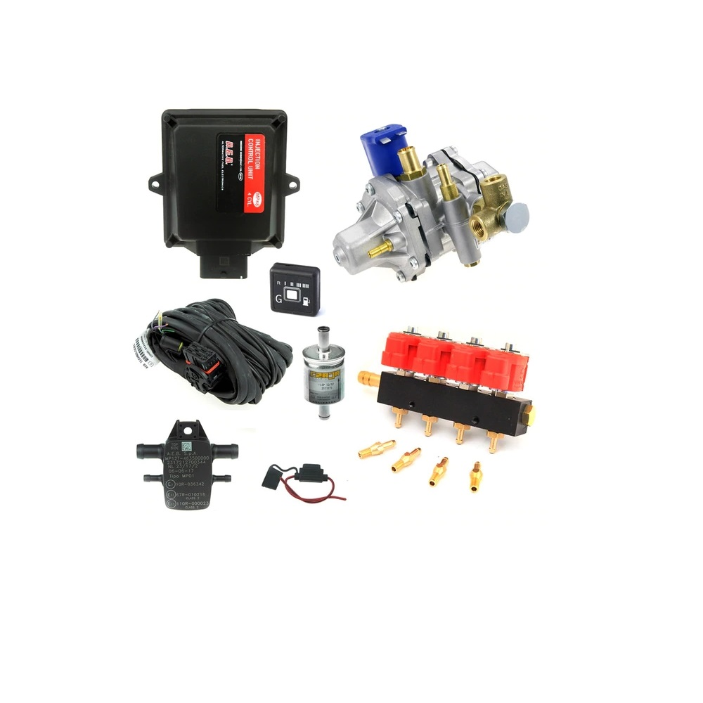 NEW Gas ECU kits for <font><b>MP48</b></font> Firmware 9.1 software version 6.2 4CYL CNG Kit: AEB <font><b>MP48</b></font>, Tomasetto AT-12, Valtek 30 image