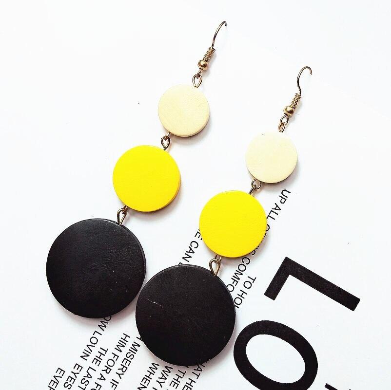 white yellow black