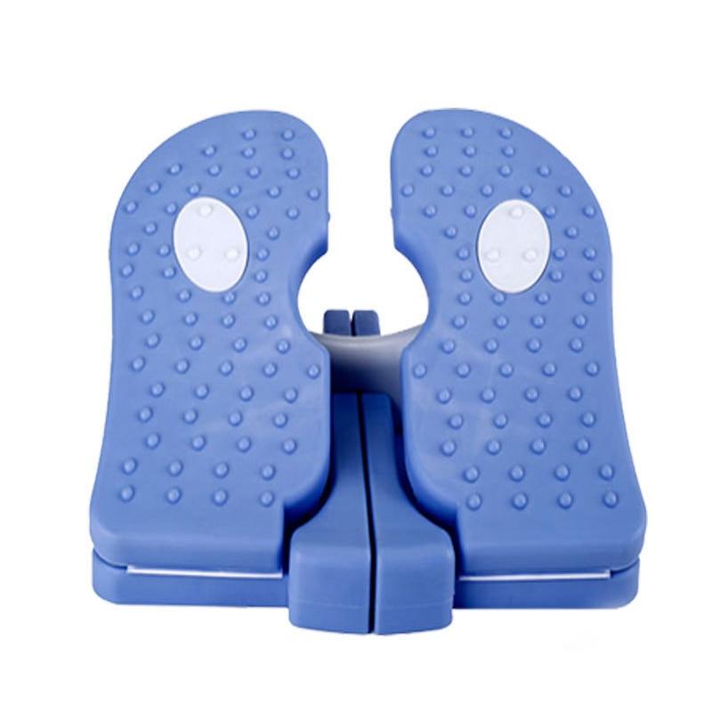 Шаговый домашний бесшумный аппарат для похудения на месте машина для лазания ног многофункциональное оборудование для фитнеса мини эспандер плечевой для двух рук