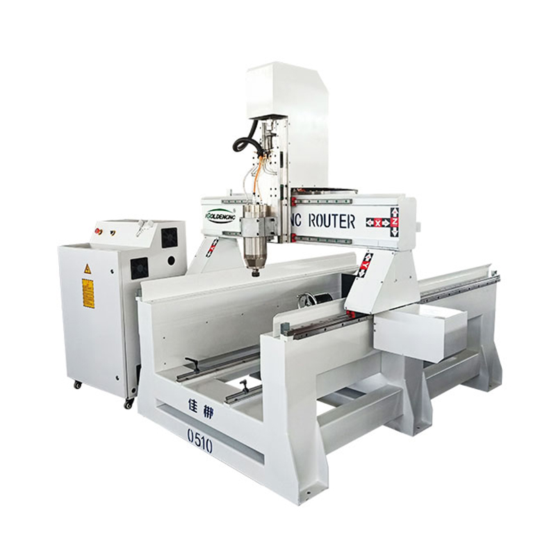 Cnc Router 4 Axis Small Cnc Router Wood Carving Machine Woodworking With Rotary
