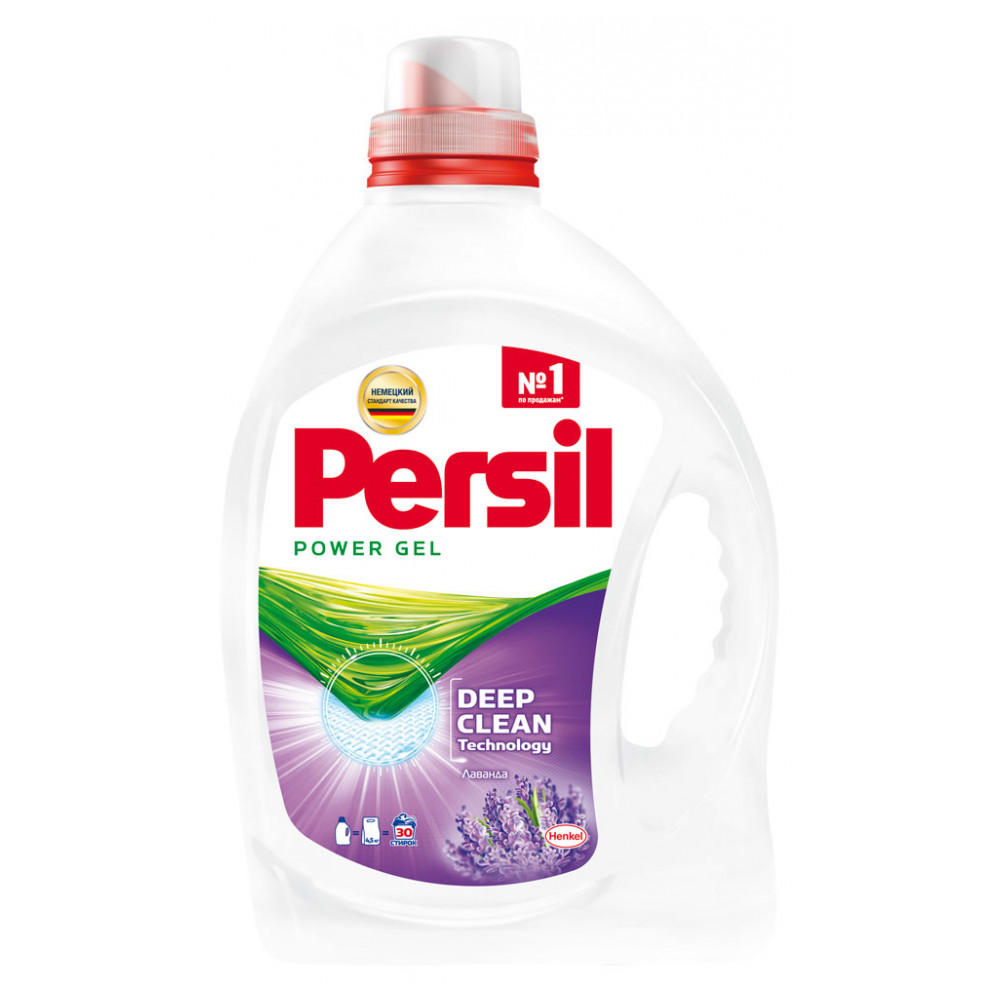 Home & Garden Household Merchandises Cleaning Chemicals Laundry Detergent Persil 253795