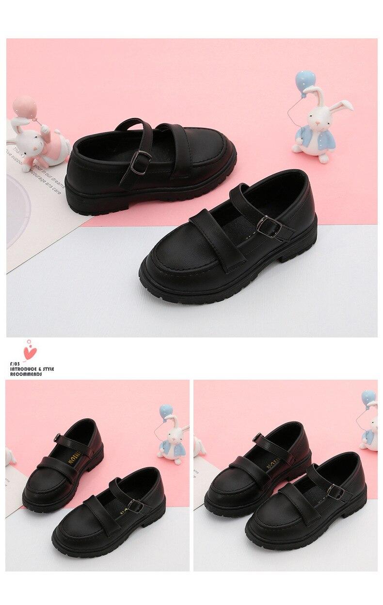 pretas sapatos de escola 3 4 5 6 7 10 11 12 ano