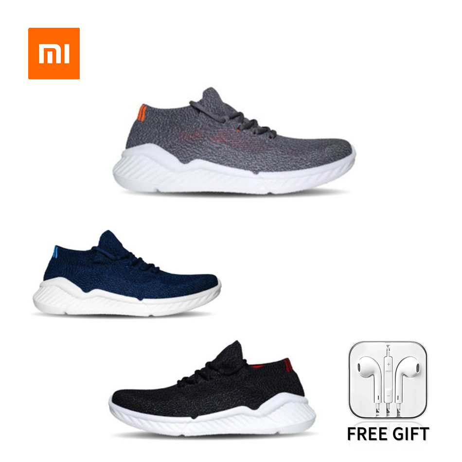 Сникерсы Xiaomi Муж Freetie для спорта на открытом воздухе антибактериальные Кроссовки для воды Repellet Легкая удобная дышащая обувь