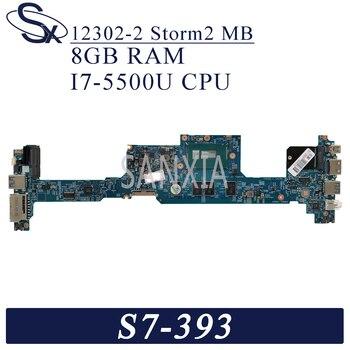 Placa base de ordenador portátil KEFU 12302-2 para Acer S7-393 placa base...