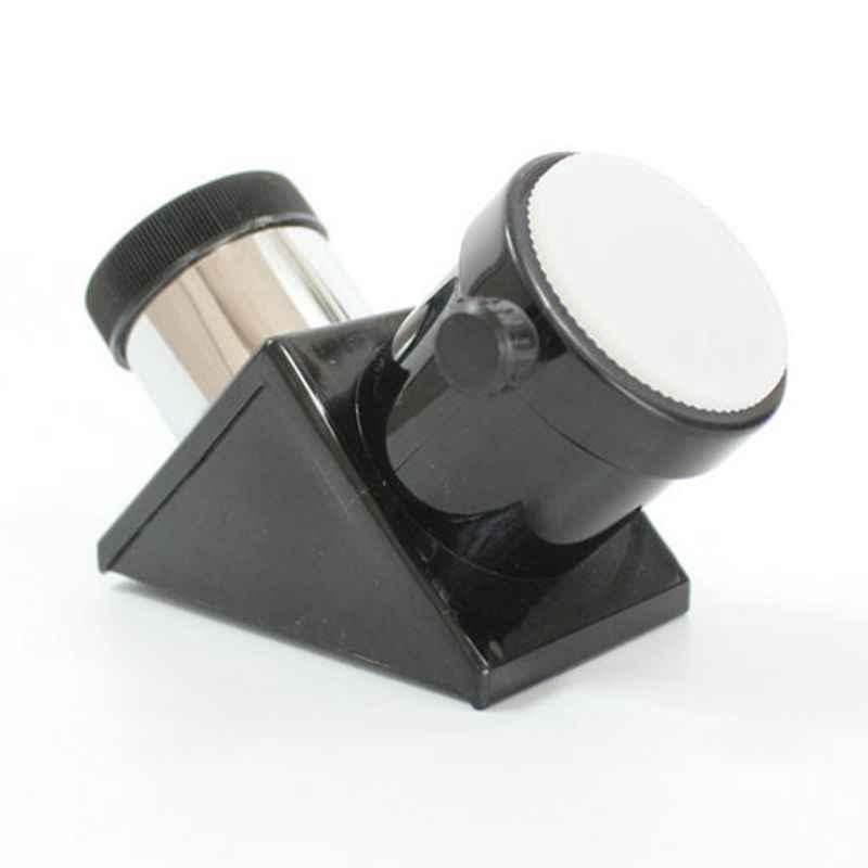 1.25 Cal 90 stopni przekątnej lustro Adapter do teleskopów astronomicznych okular 23GB