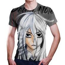 2021 ano novo venda quente roupas masculinas anime morte notegraphic t-shirts diversão e moda harajuku estilo verão anime traje-6xl
