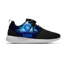 SSC Napoli FC Breathable Leisure Men Women Running Sport Shoes
