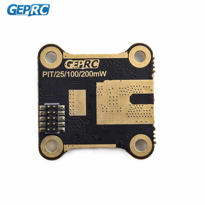 Оригинальный GEPRC стабильный F411/F4/F7 Контроллер полета 12A/30A/35A ESC 500 МВт/200 мВт VTX 200 передатчик mW FPV