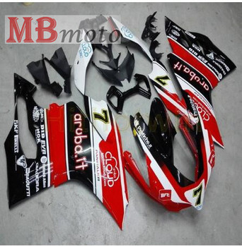 3 gift New Injection mold ABS Fairing kit for  899 1199 1199 Fairing Kit 12 13 2012 2013 Injection fairings suk 201