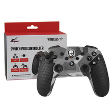 wireless bluetooth game controller vibration six axis gamepad controller with gyroscope accelerator for switch console Bluetooth Game Controller For Nintend Switch Pro Wireless Gamepad For PS3 Android PC Games Controller joystick 6-axis Gyroscope