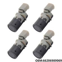 4 unids/lote copia inversa de ayudar aparcamiento PDC Sensor para BMW E39 E46 E53 E60 E61 E63 E64 E65 E66 E83 66206989069, 66200309540