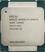 E5 2630LV3 8 コア 16 スレッド 2011 正式版の cpu メイン周波数 1.86 グラム 8 コア E5 2630LV3 1.8 グラム